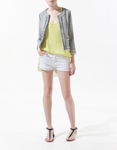 Tailleur semio fashion thecity for Zara nuova apertura