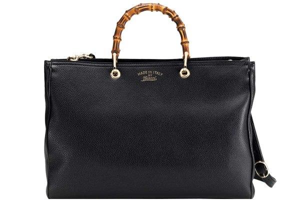 71133f81eb Bamboo shopper by Gucci: tutto il senso di una borsa in uno spot